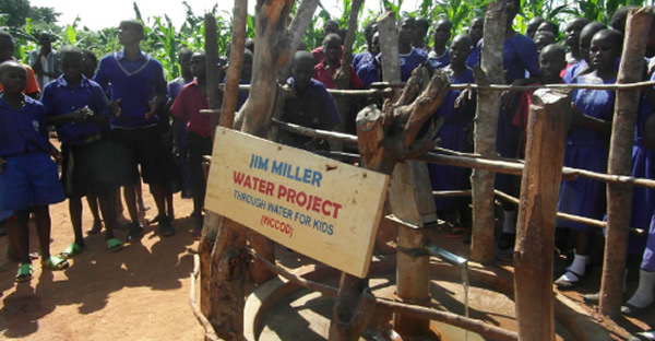 Jim Miller water project